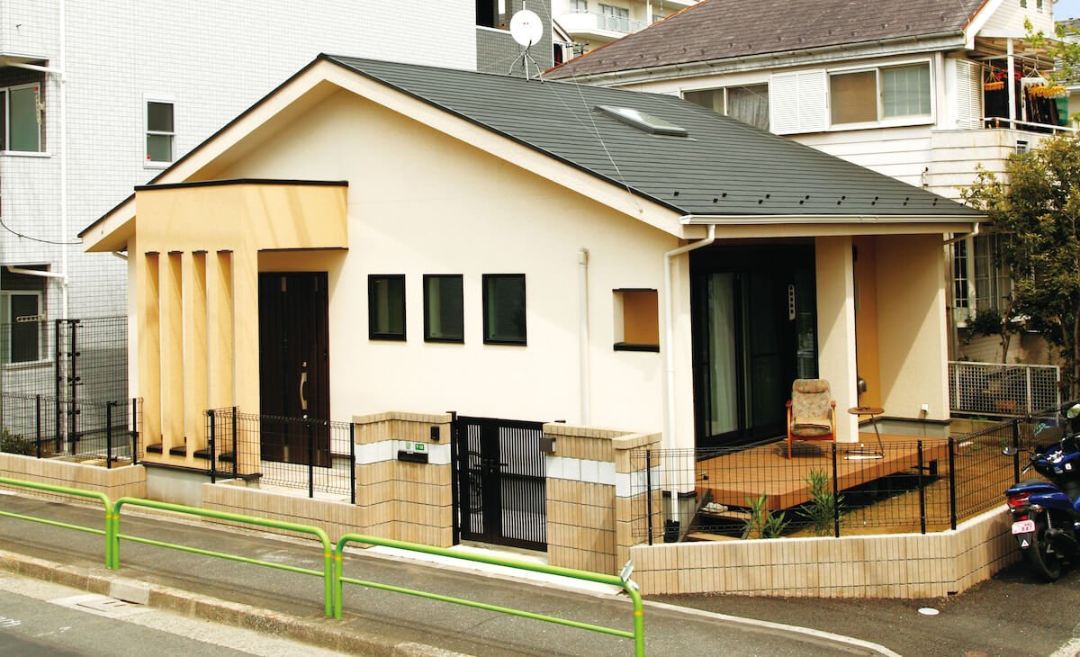 Vol.22 大家族の家から一人の住まいへ。削ぎ落として生まれた快適空間